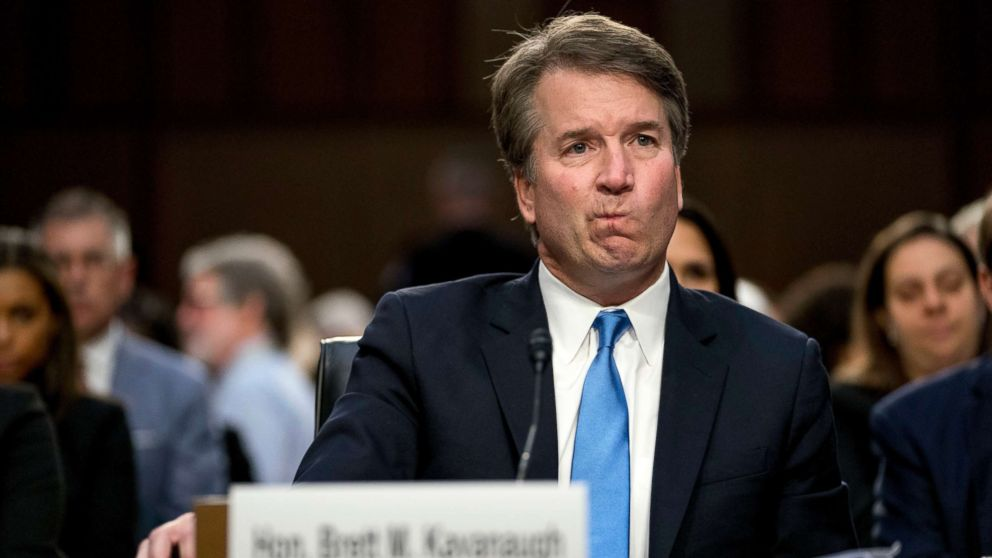 Strap Yourself In, We're Playing Some Brett Kavanaugh Roulette