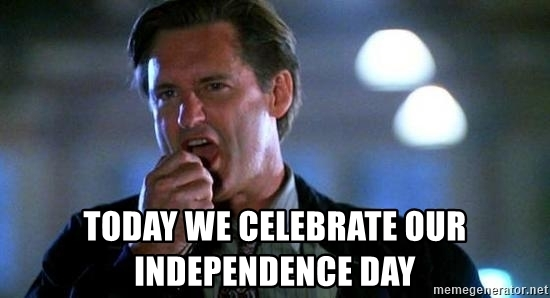 June Report Card + U.S. Census Update Brought to You by the Film Independence Day