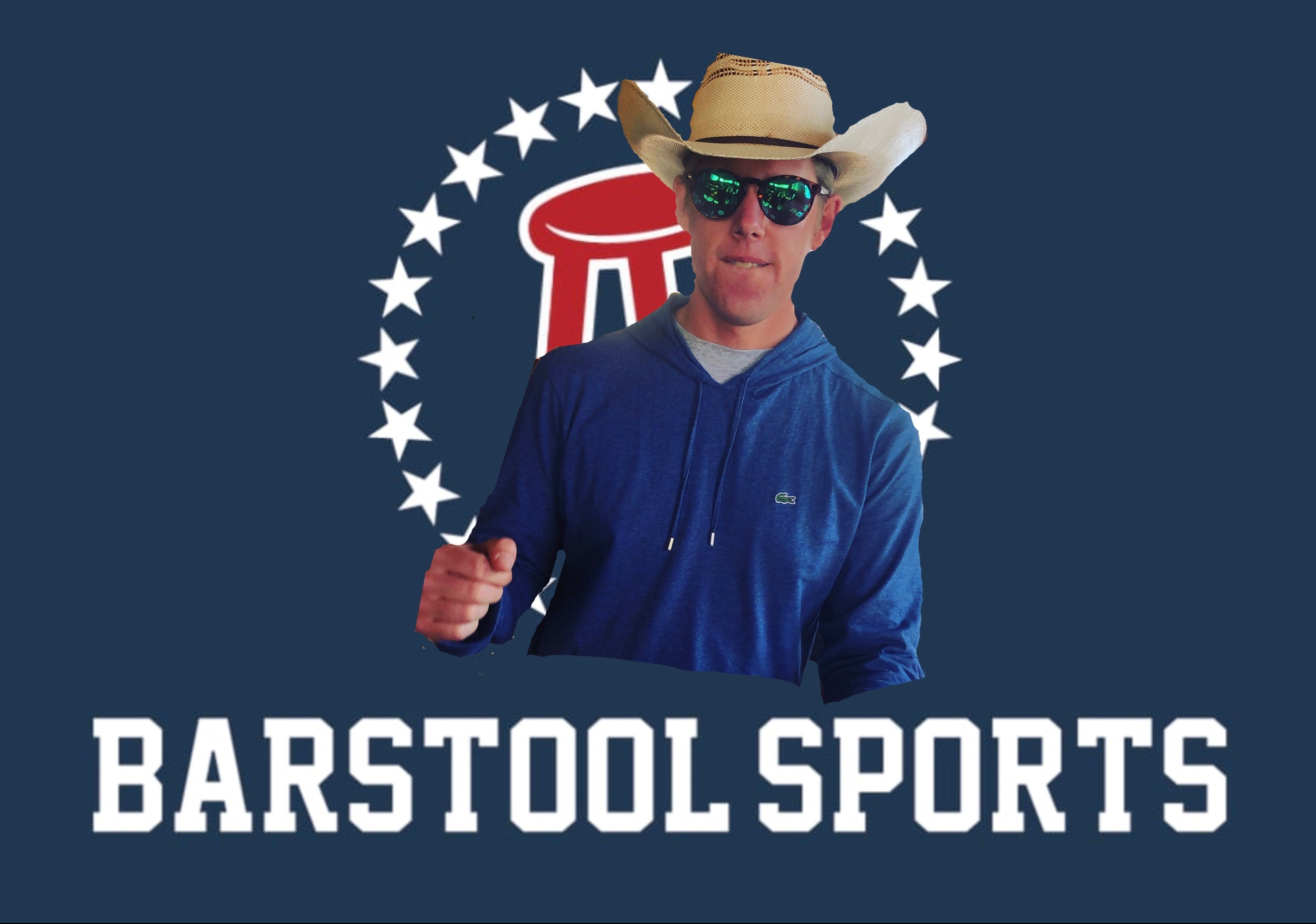 SSG is on Barstool Sports