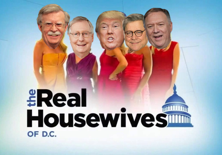 Who From the Real Housewives of Trump's White House Will Testify in the Senate?