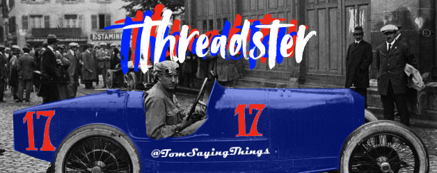 THREADSTER: Brexit, Bolton's Mustache, and Rudy's Polished Head – the Week in Threads