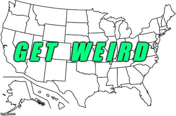 Weird Places to Watch: TN, FL, NY, and IL