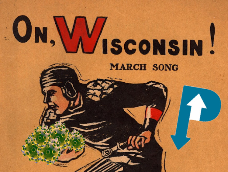 COVID: On Wisconsin!