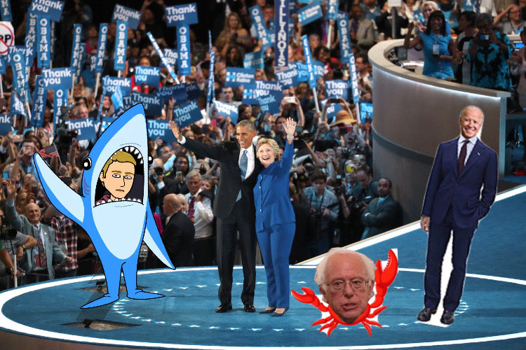 It Has Come to My Attention that Pratik is Posting Some Fake News About the DNC