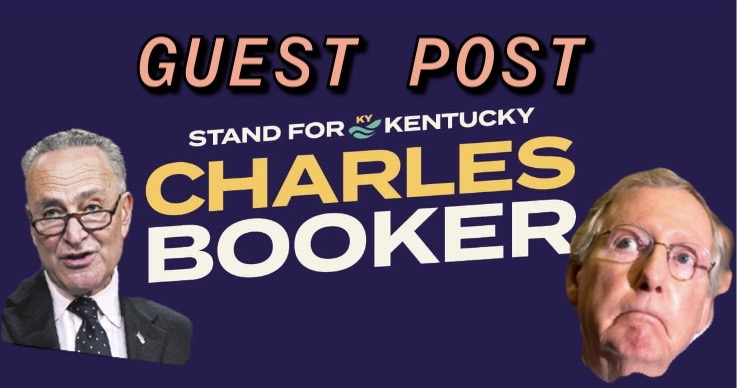 Guest Post: Charles Booker Will Smoke Amy McGrath by Obamoracle
