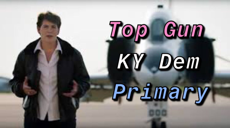 Amy McGrath vs. Charles Booker: KY Dem Dogfight to Face Top Gun Mitch McConnell
