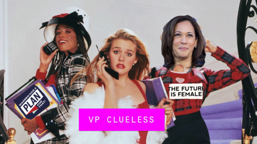 Don't Be VP Clueless