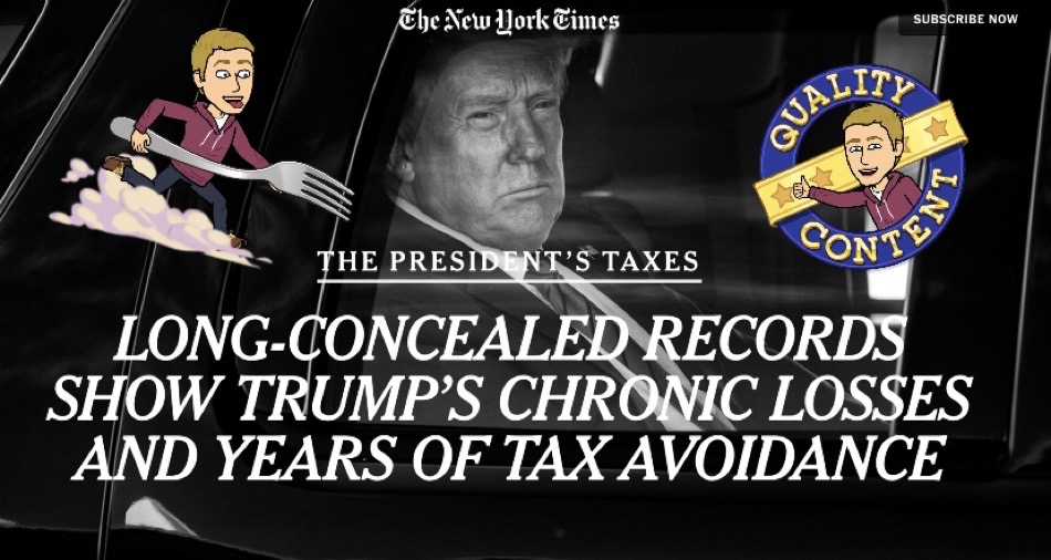 Yes, Trump's Tax Returns Are a Betting Opportunity