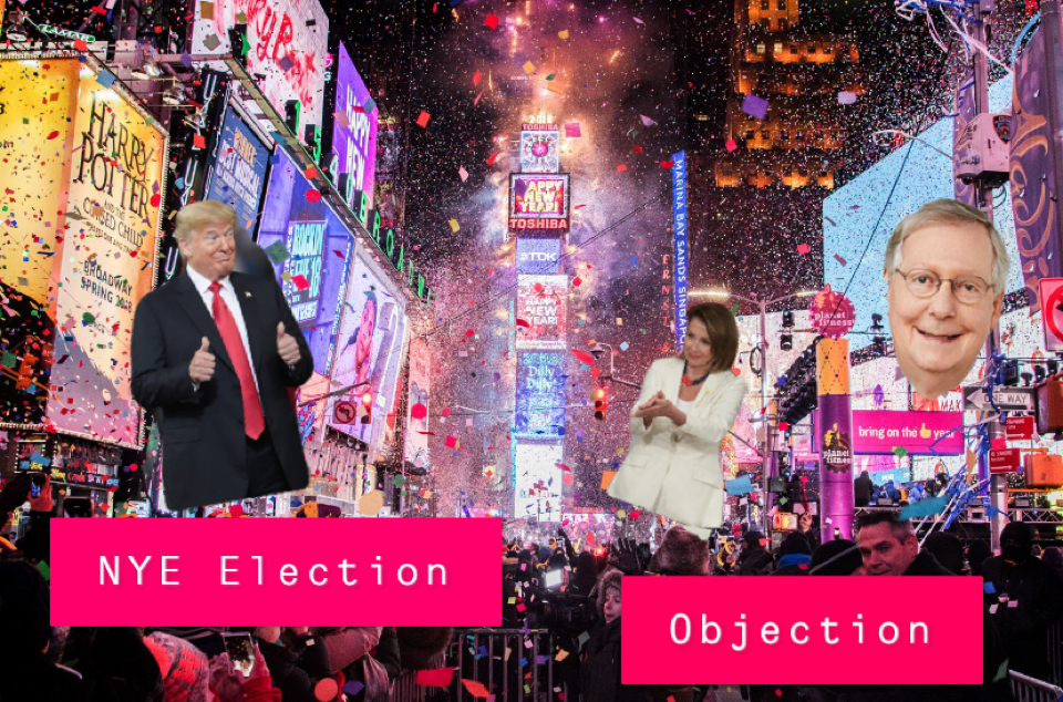 Emergency Podcast: Who Will Object to the Election