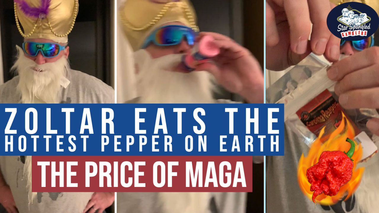 Zoltar Eats a Reaper!! This is What Happens When You Go Full MAGA Retard
