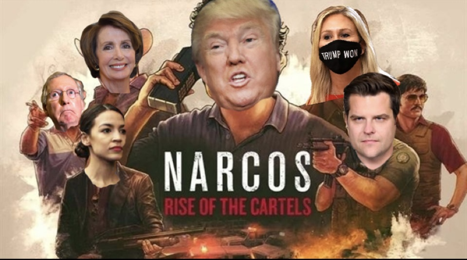 Has the Republican Party Turned Into a Drug Cartel?