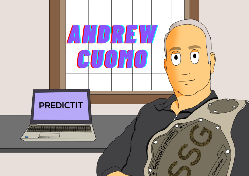 Here's a Better Way to Bet on Andrew Cuomo's Problems