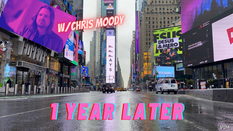 Pod: 1 Year Later + Cuomo Update w/ Chris Moody