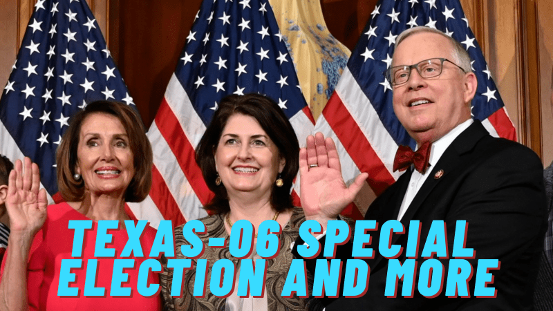 Pod: A Very Special TX Election & More