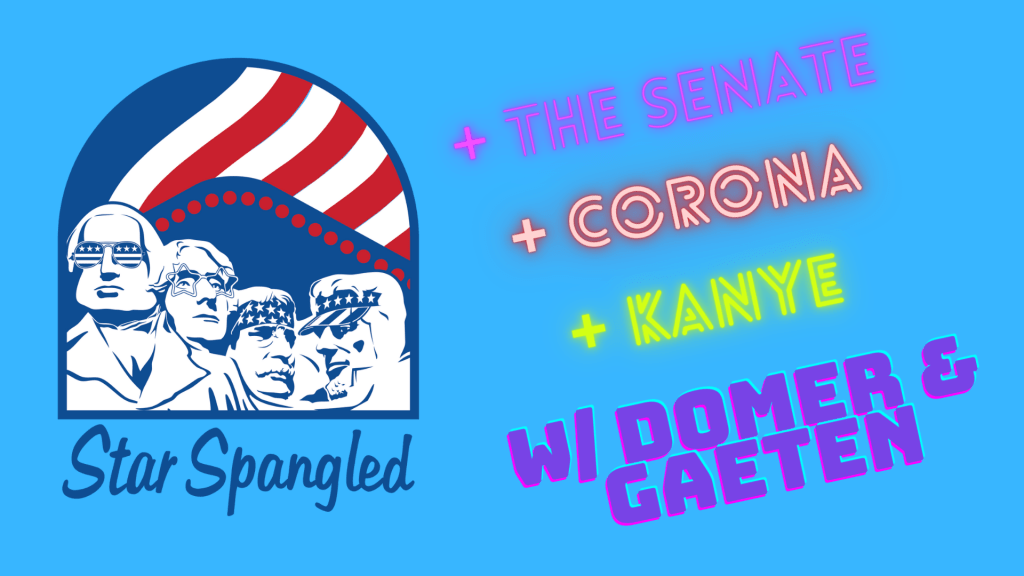 Senate Infrastructure Markets Are Whack, COVID is Back, and Kanye Is MIA
