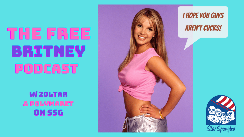 Betting to #FreeBritney