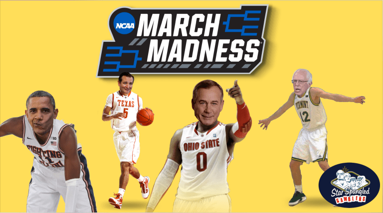 Win $200 in Our Political March Madness Pool