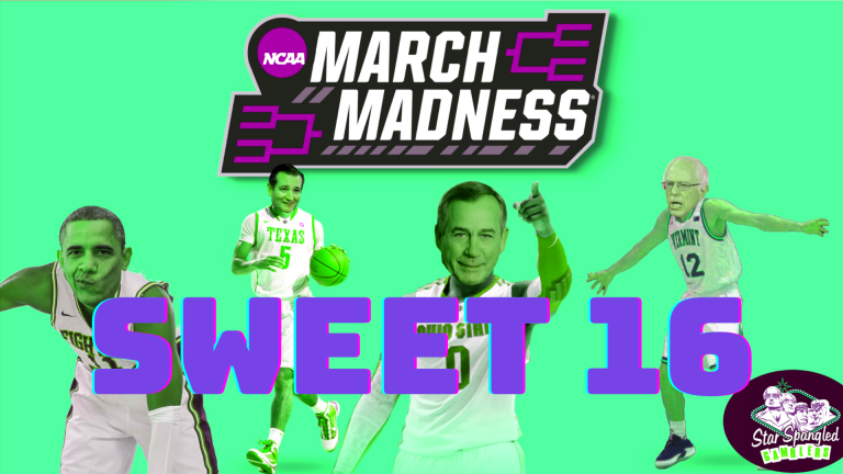 SWEET 16: The SSG Ides of March Madness Tournament is Back