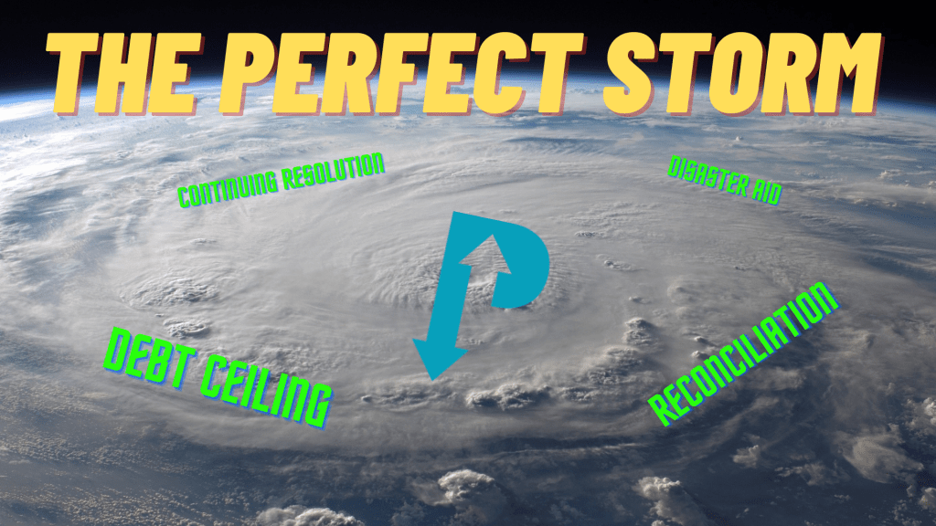 3 Bets to Make on the Perfect Debt Ceiling Storm
